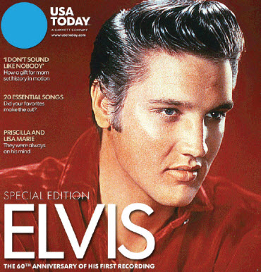 Elvis USA TODAY Special Edition