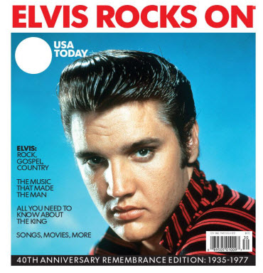 Elvis Rocks On