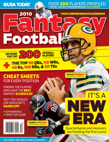 2010 Fantasy Football