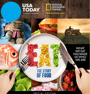 National Geographic - The Story of Food