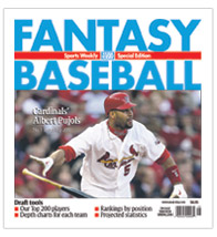 Fantasy Baseball 2010 Special Edition
