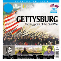 Gettysburg USA TODAY Special Edition