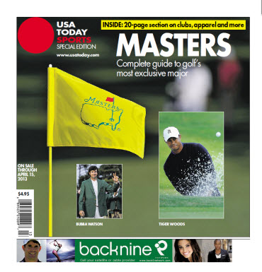 Masters - Golf & Gear 2013 Special Edition
