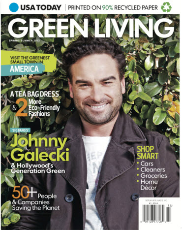 USA TODAY Green Living — Spring/Summer 2013