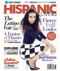 USA TODAY Hispanic Living - Fall 2013