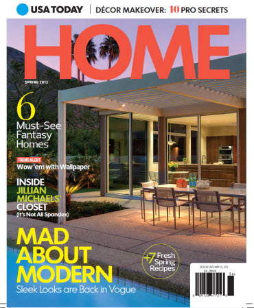 Home Magazines Usa usa today home - spring 2013 – usa today online store