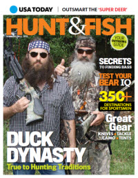 USA TODAY Hunt & Fish Magazine — Summer/Fall 2013