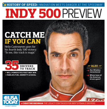 Indy 500 Preview