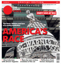 America's Race - INDY 500 at 100 Special Edition