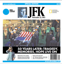 USA TODAY JFK Tribute