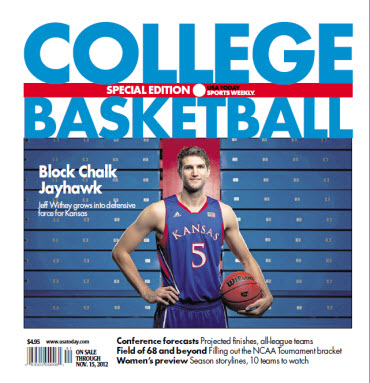 College Basketball - 2012 Special Edition - Kansas Cover