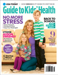 USA TODAY Guide to Kids' Health — Summer/Fall 2013