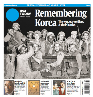 Remembering Korea USA TODAY Special Edition