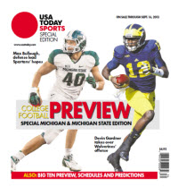 2013 Michigan and Michigan State Football Preview