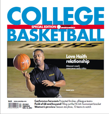 College Basketball - 2012 Special Edition - Missouri Cover