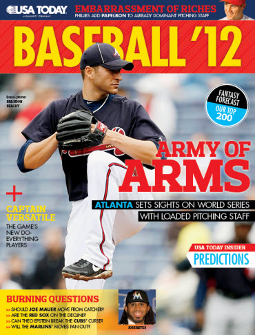 MLB Preview - Braves Cover