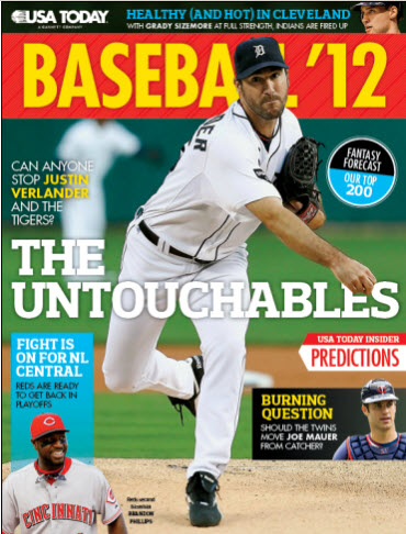 MLB Preview - Detroit Cover