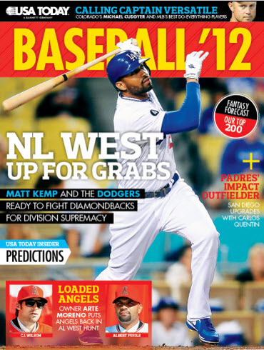 MLB Preview - Dodgers Cover
