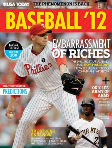 MLB Preview - Phillies Cover