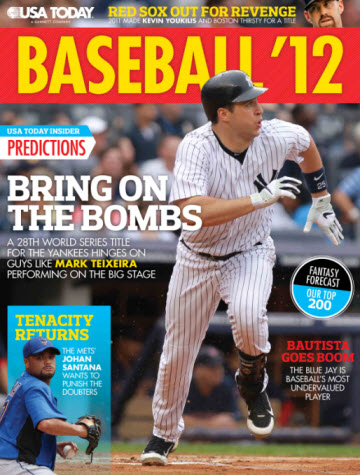 MLB Preview - Yankees Cover