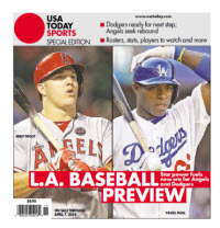 Dodgers - Angels Baseball Season Preview 2014 Special Edition