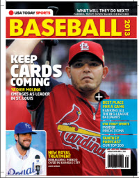 USAToday Sports Baseball 2013 Preview - Cardinals/Royals Cover