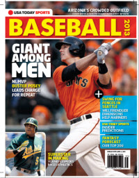 USAToday Sports Baseball 2013 Preview - Giants/Padres/Rockies/Diamondbacks Cover