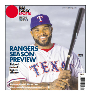 Rangers Baseball Season Preview 2014 Special Edition