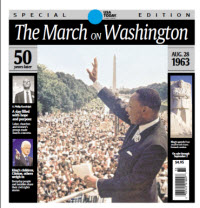 USA TODAY Special Edition - The March on Washington