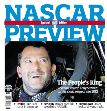 NASCAR 2012 Preview Special Edition