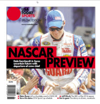 NASCAR 2014 Preview Special Edition - Dale Earnhardt, Jr
