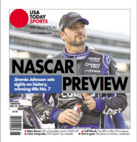 NASCAR 2014 Preview Special Edition - Jimmie Johnson