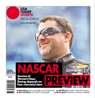 NASCAR 2014 Preview Special Edition - Tony Stewart