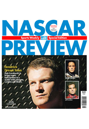 2008 NASCAR Preview Special Edition