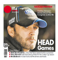 NASCAR 2013 Preview Special Edition - Jimmie Johnson