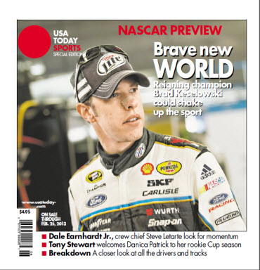 NASCAR 2013 Preview Special Edition - Brad Keselowski