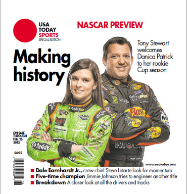 NASCAR 2013 Preview Special Edition - Tony Stewart