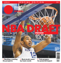 NBA Draft Preview 2015 Special Edition - Kentucky Cover