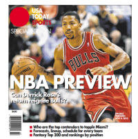 NBA Preview 2013 - Special Edition - Chicago Bulls Cover