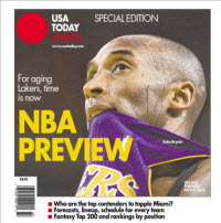 NBA Preview 2013 - Special Edition - LA Lakers Cover
