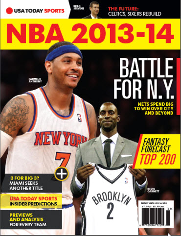 NBA Preview 2013-14 NY Knicks