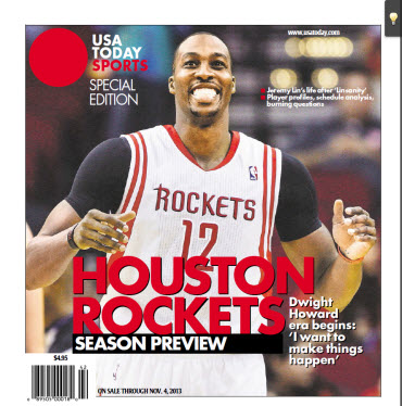 NBA Houston Rockets Preview 2013 - Special Edition