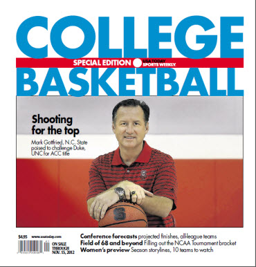 College Basketball - 2012 Special Edition - NC State Cover
