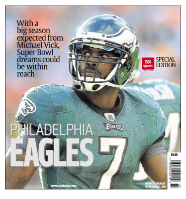 NFL Preview - Eagles Cover