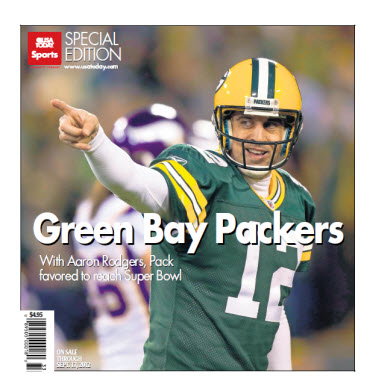 NFL Preview - Packers Cover