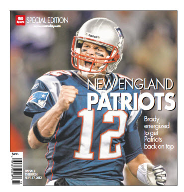 NFL Preview - Patriots Cover
