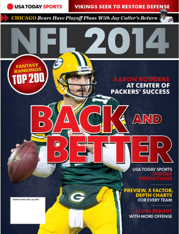 NFL Preview 2014 - Green Bay