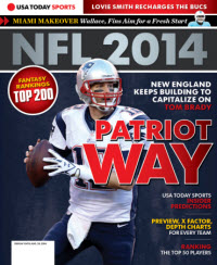 NFL Preview 2014 - New England