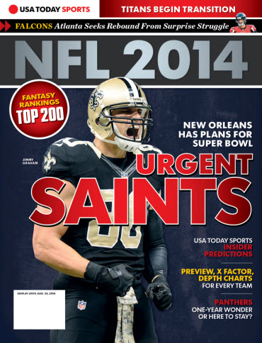 NFL Preview 2014 - New Orleans