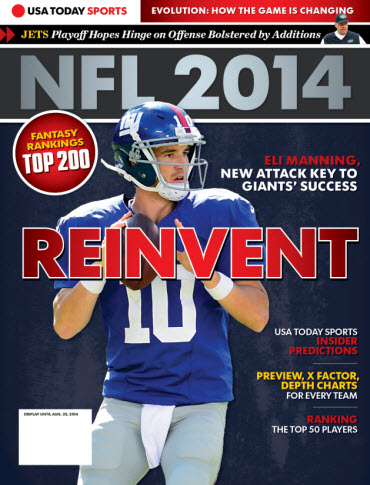 NFL Preview 2014 - New York